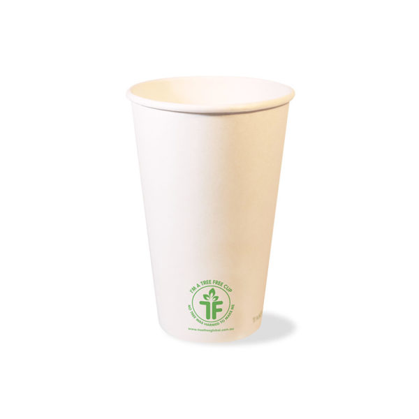 16oz Single Wall Hot Cup
